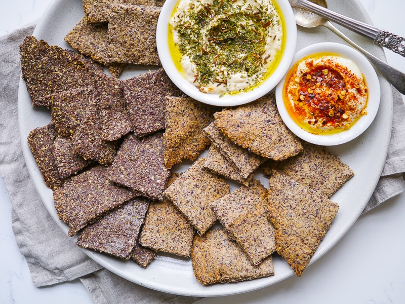 Flax Cracker Recipe
