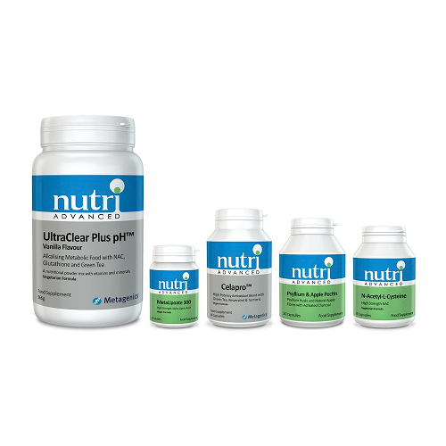 nutriclean detox supplements